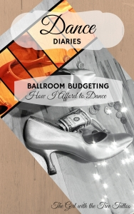 Dance Diaries - Ballroom Budgeting JPG