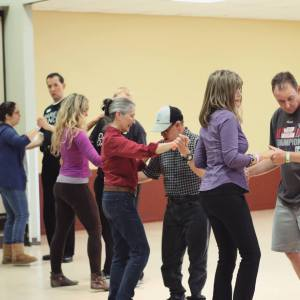 Dare to Dance Wednesday class