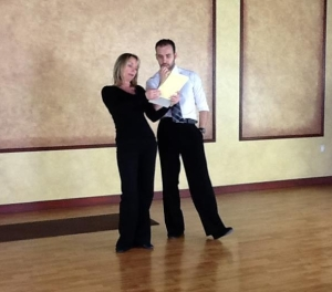DSP Coaches Maria and Max